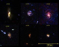 Fond diffus cosmologique et galaxies distantes