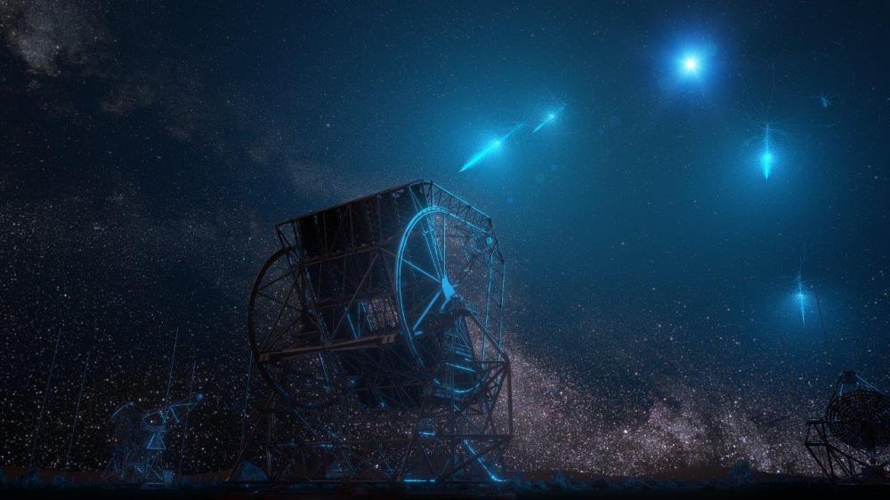 Analyse d'une explosion cosmique exceptionnelle