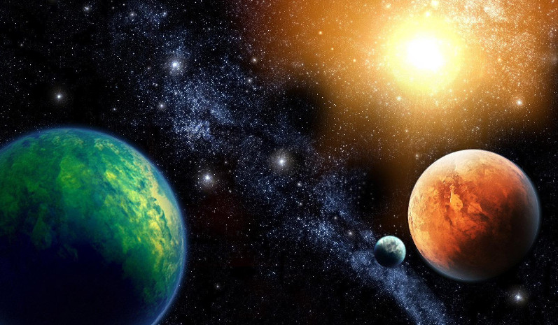 Systeme exoplanétaire