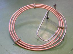 Thermosiphon Quasi-Horizontal en hélium- R&D R3B-GLAD