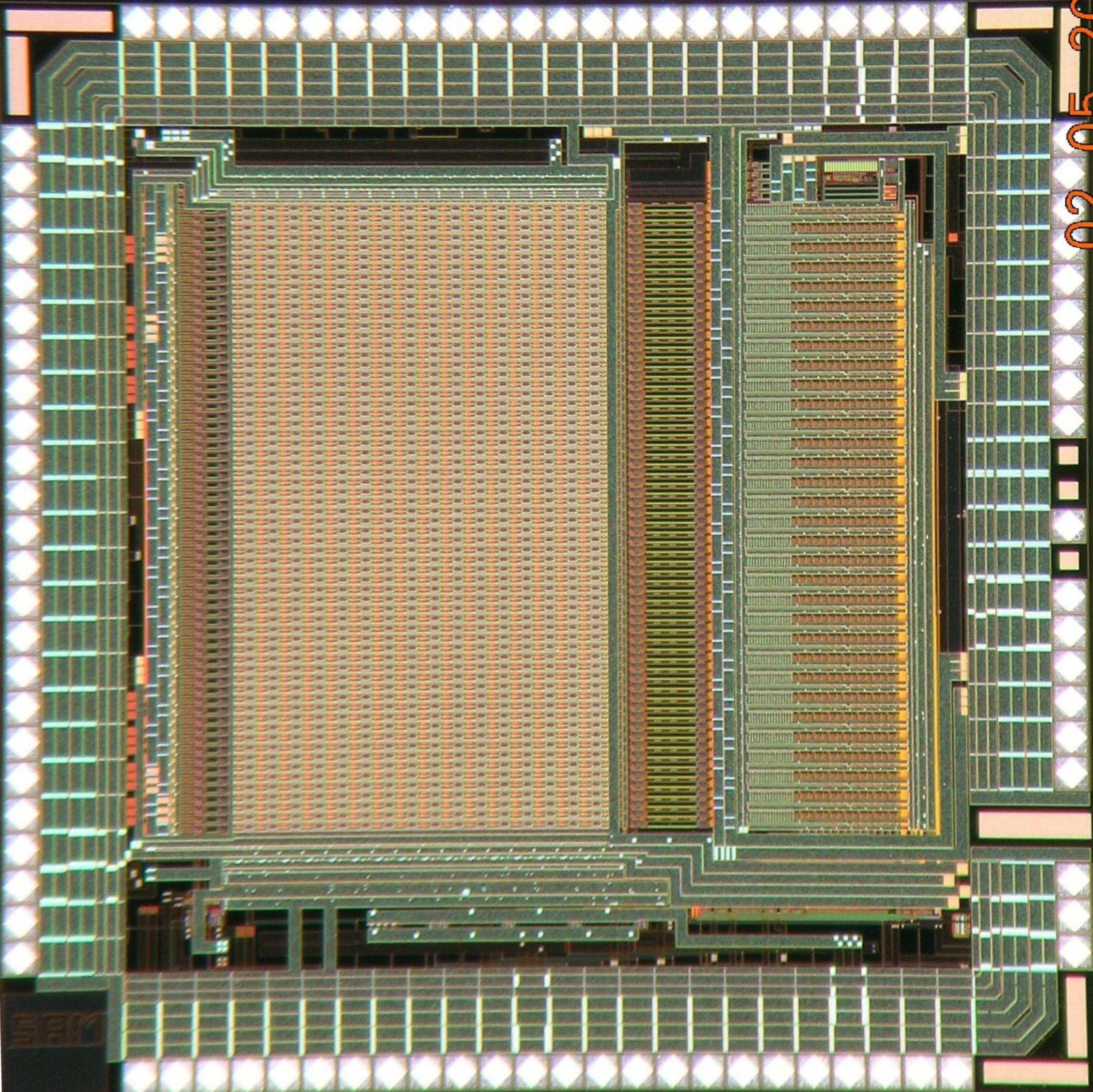 Photographie du circuit SAM