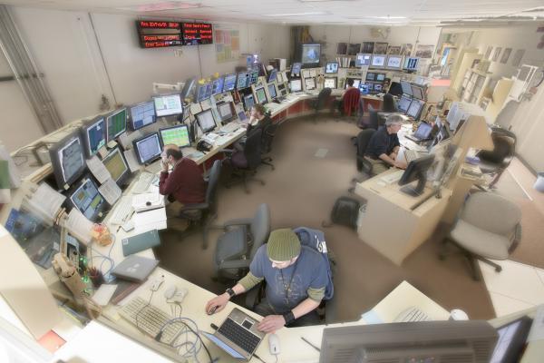 Chambre de contrôle de D0