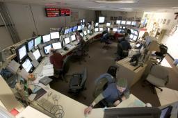 Salle de contrôle de D0