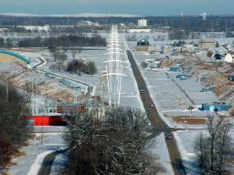 La vie au Fermilab (décembre 2007)