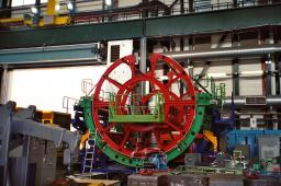LHC-visite du 2 avril 2007