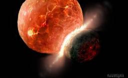 Diverses vues du cosmos observées par satellite