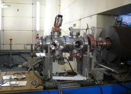 Prototype du profileur de faisceau dans l'accélérateur IPHI