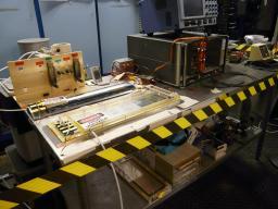 structure mécanique des prototypes Micromegas de CLAS12