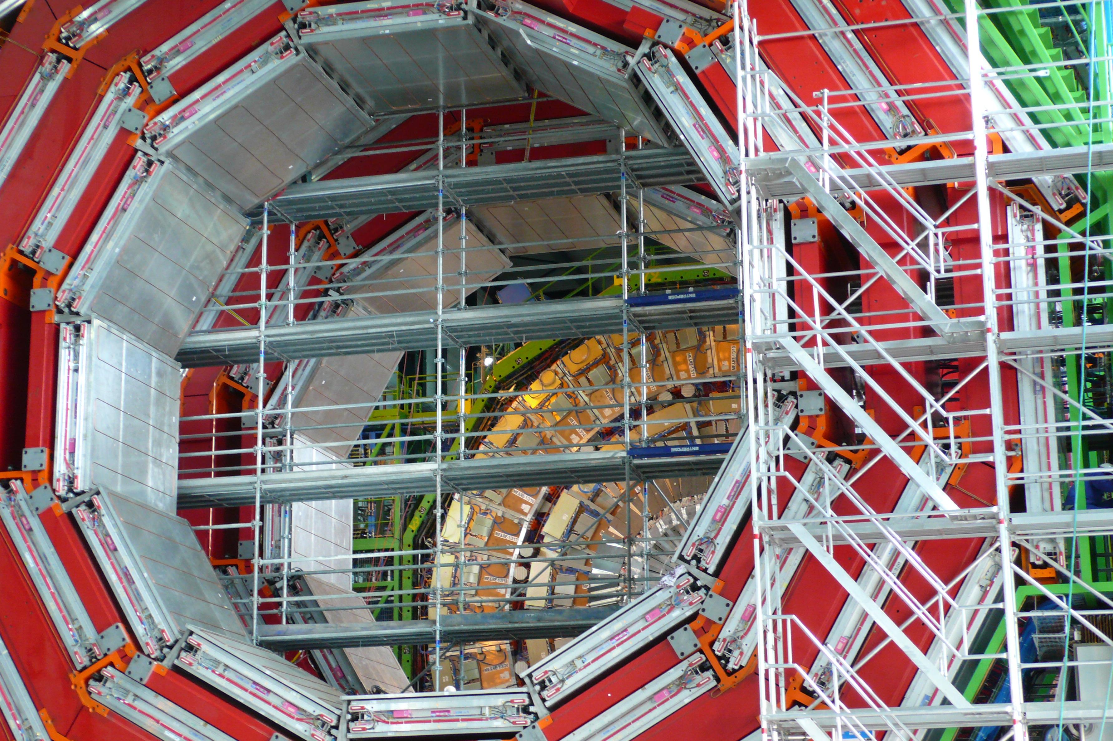 CMS: images potentielles pour la page du site LHC-France