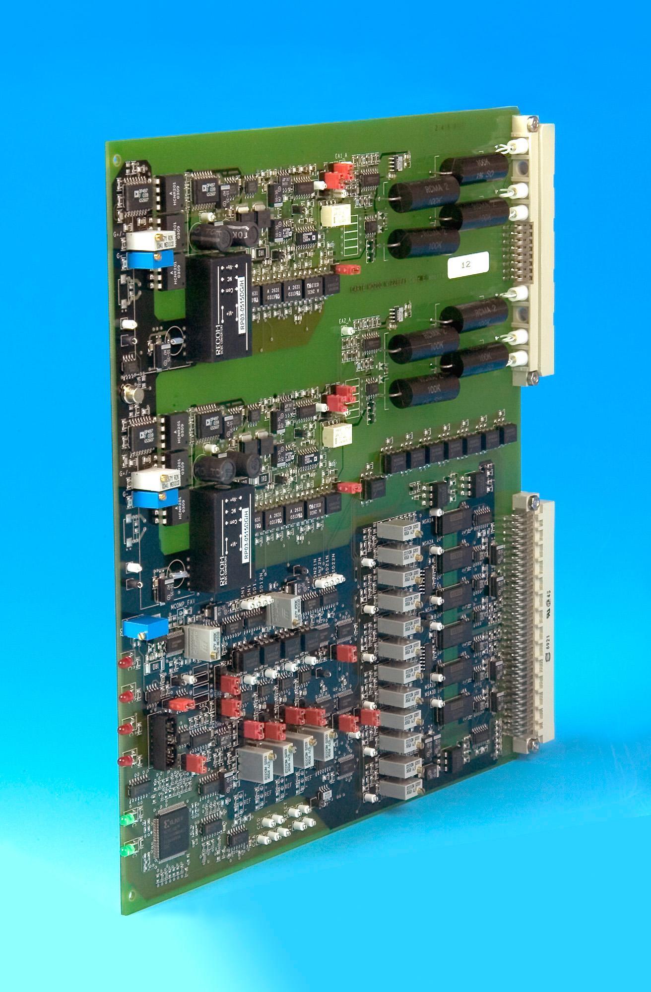 Carte MD200 : Mesure et détection des défauts pour la protection des aimants supraconducteurs