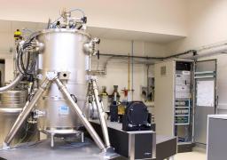Baie d'instrumentation pour l'expérience MIRIM