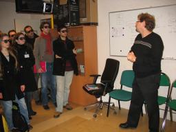 Visite du 30 janvier 2010 pour les Masters Days