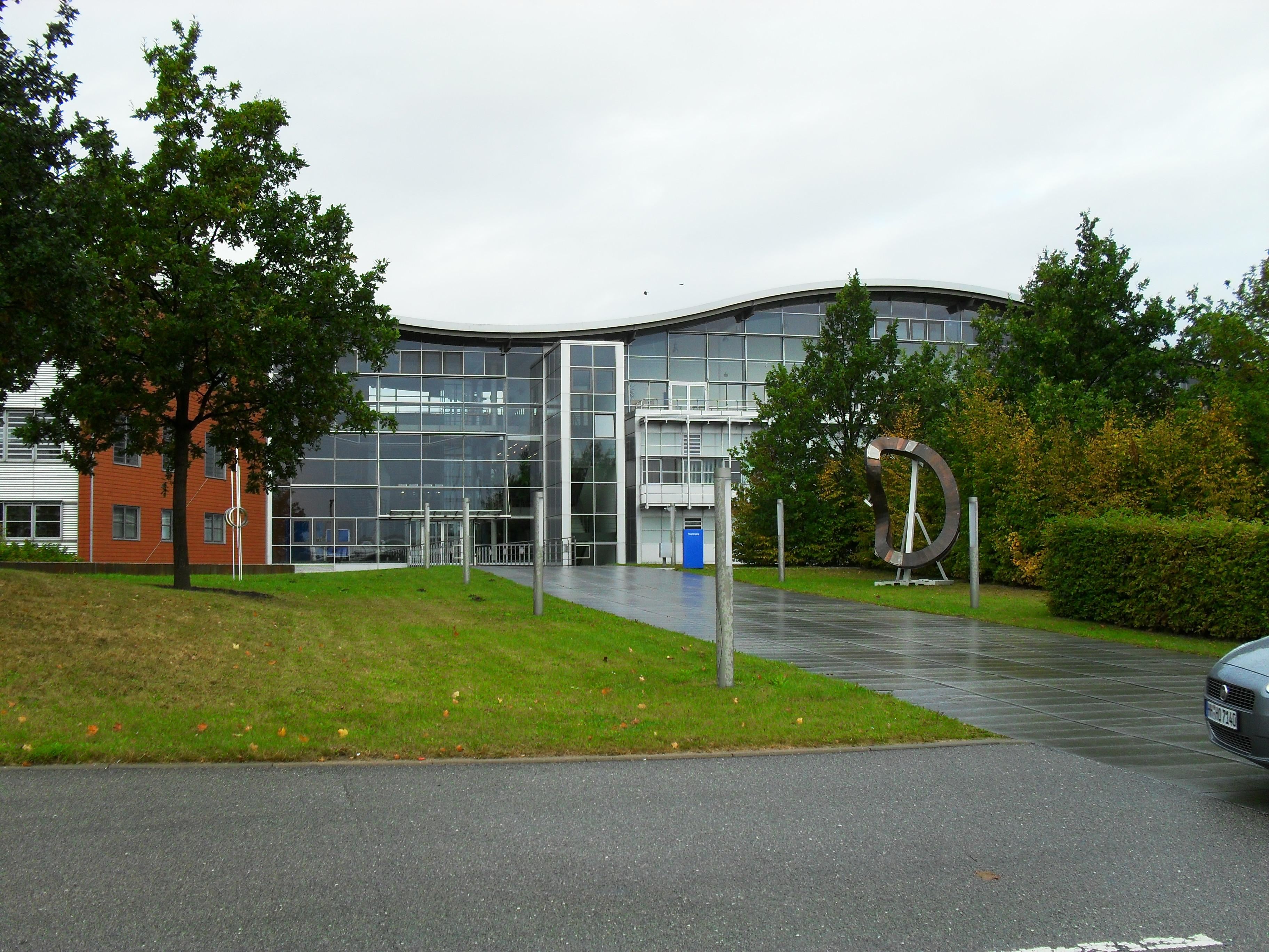 Bâtiment de l'IPP à Greifswald (Allemagne)