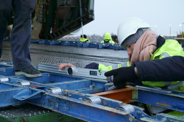 JT-60SA : le voyage des bobines supraconductrices Isabelle et Jeanne pour rejoindre le tokamak nippon