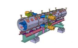 Prototype de la RFQ de SPIRAL2