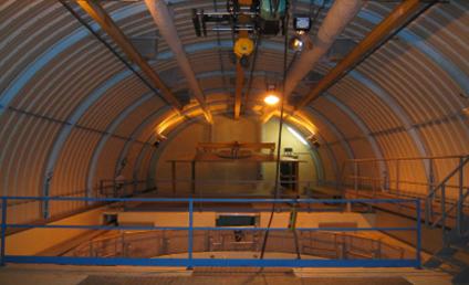 Laboratoire lointain neutrino à 1 km des coeurs