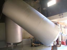 Arrivée des réservoirs Buffer/Veto à Chooz (4)