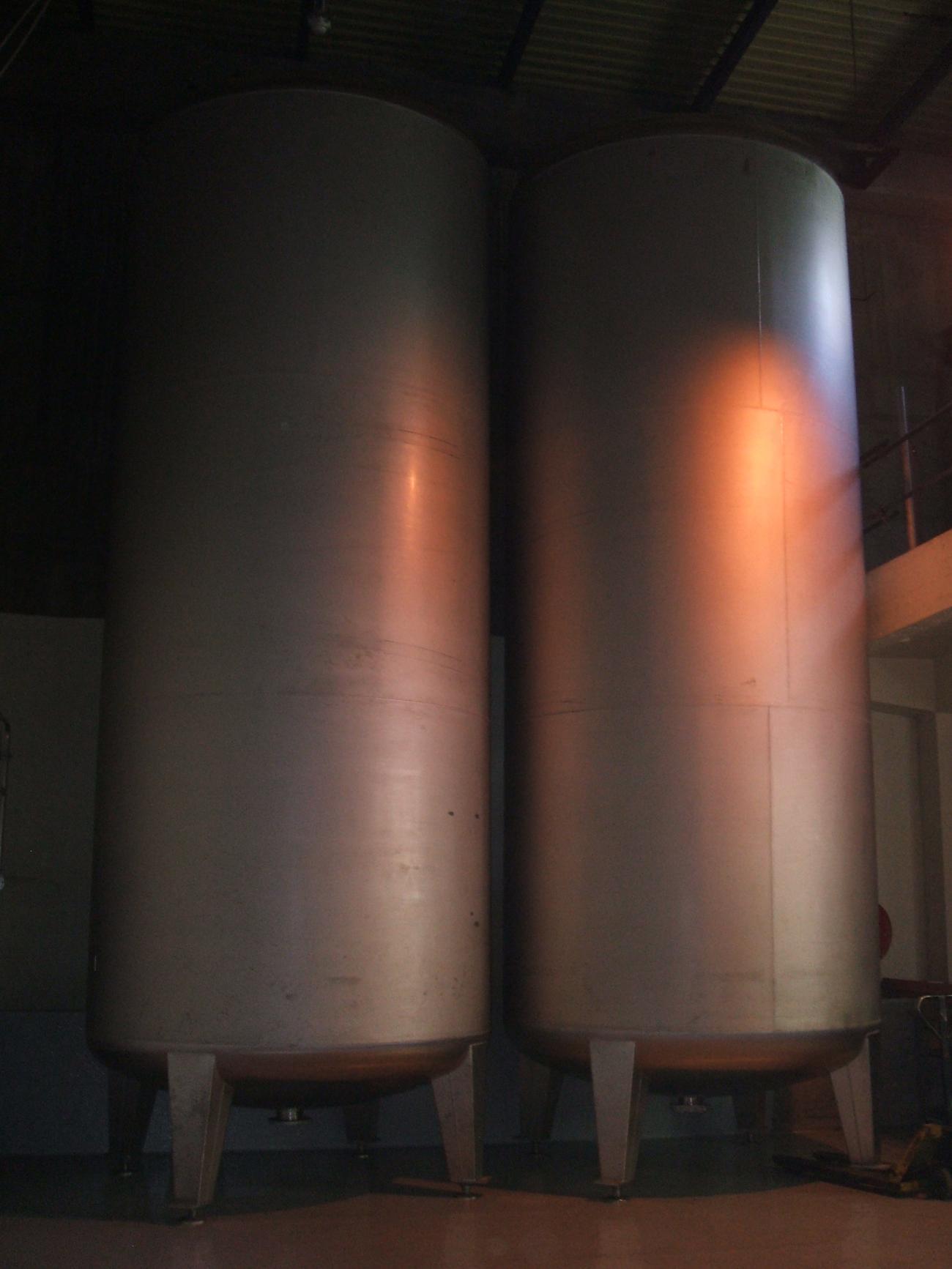 Arrivée des réservoirs Buffer/Veto à Chooz (5)