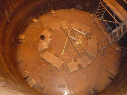 Cuve Veto Installée (13/11/2009)