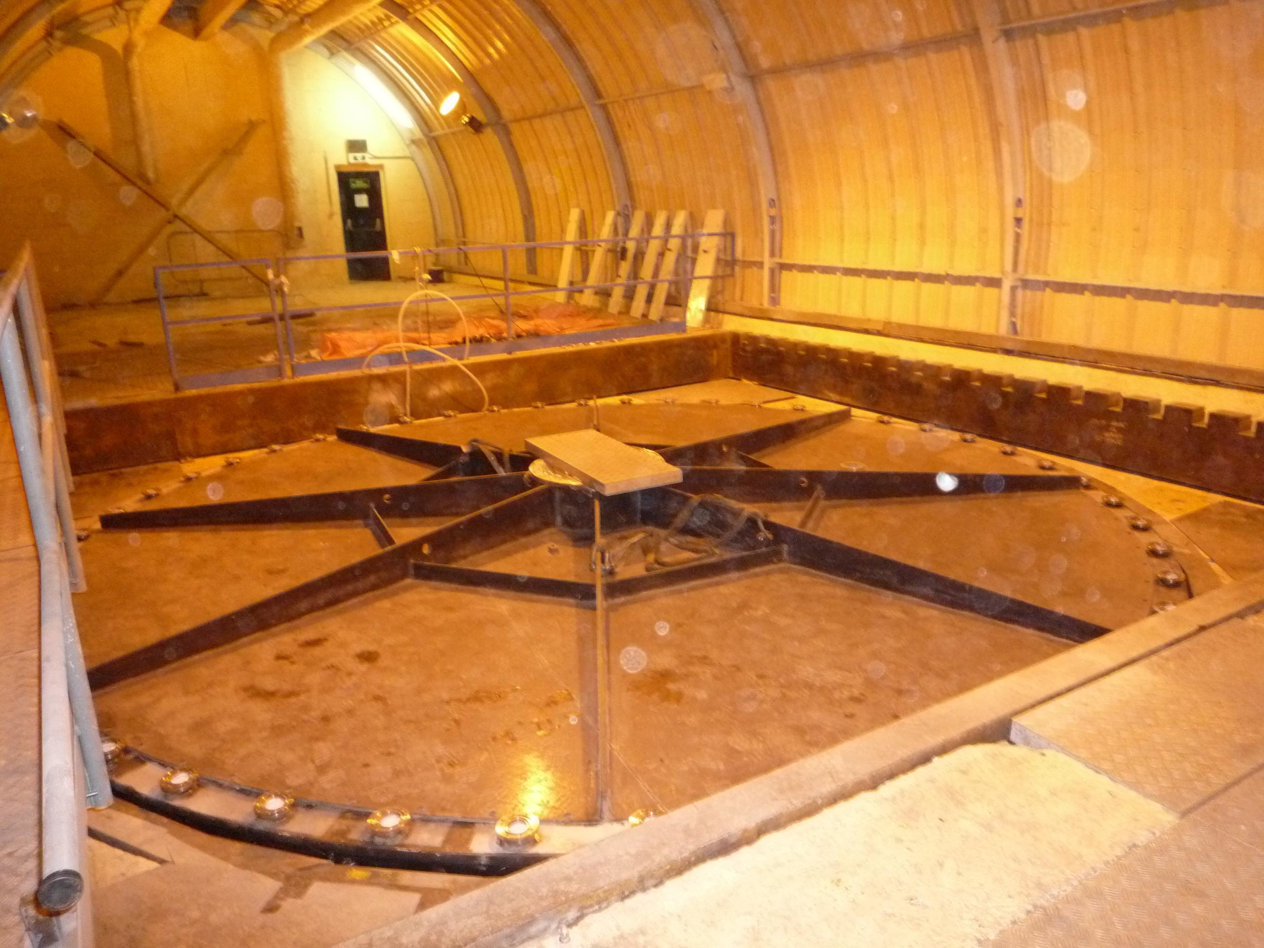 Couvercle de la cuve Véto (08/01/2009)
