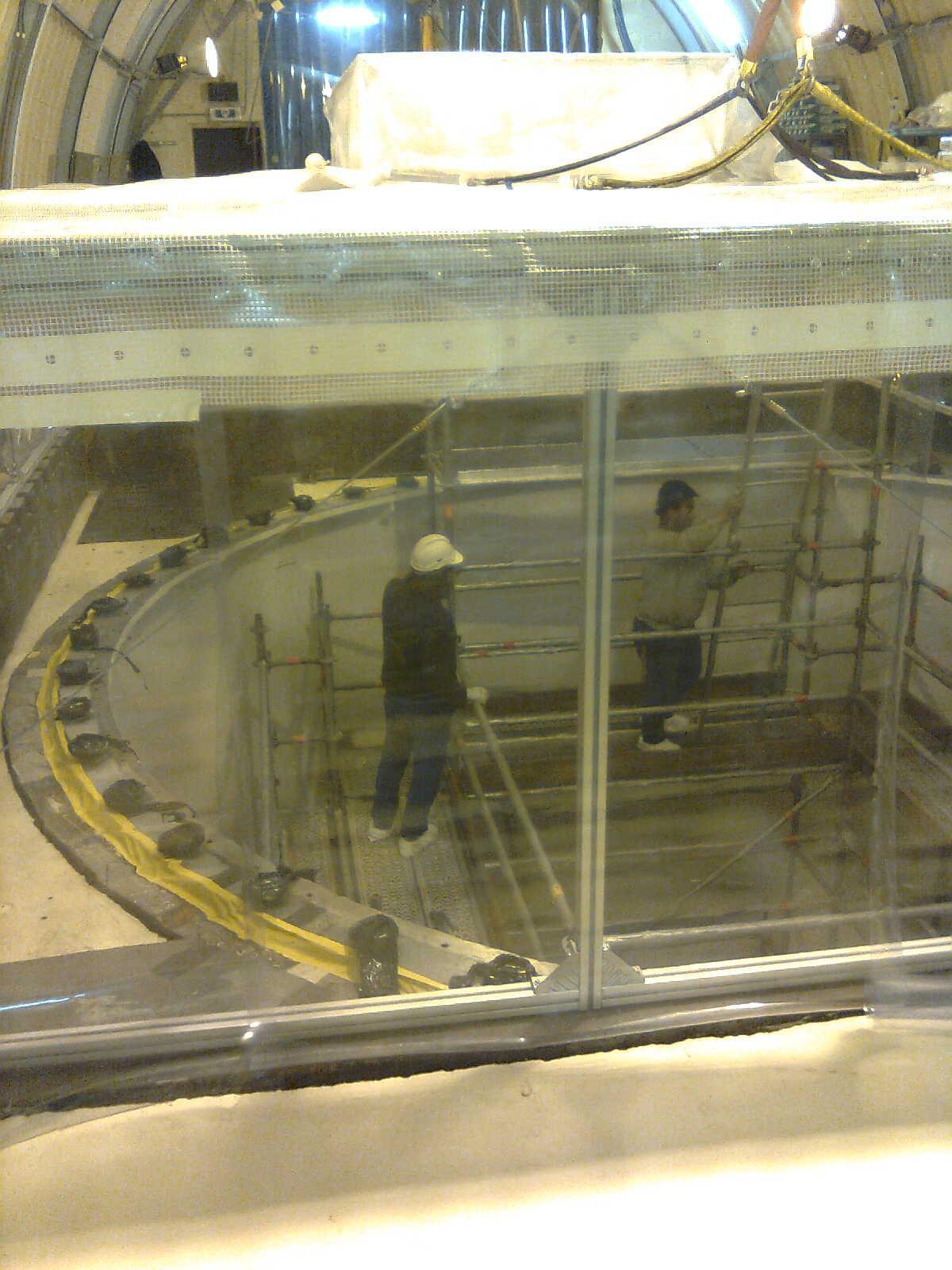 Laboratoire neutrino (05/02/2009)