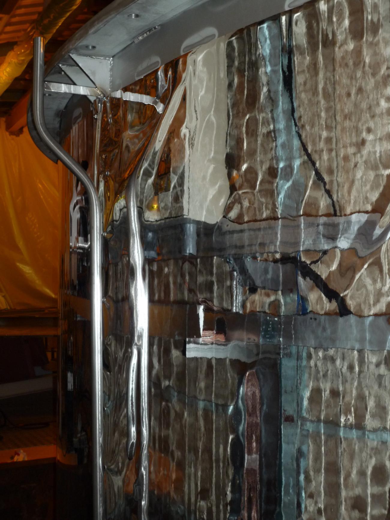 Système de thermalisation du détecteur