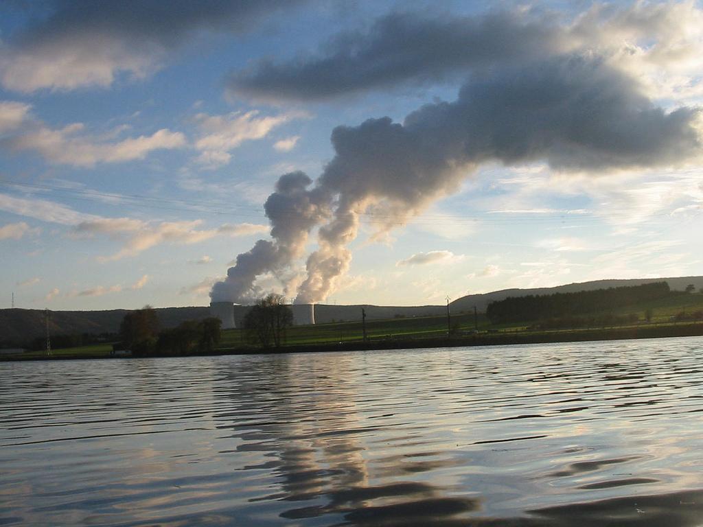 Réacteurs Nucléaires de Chooz dans les Ardennes