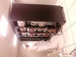Electronics & DAQ Installation
