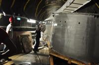 Near Detector Buffer Vessel Integration