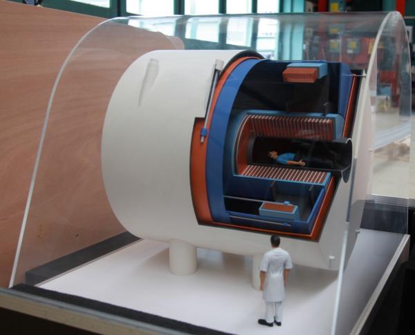 L'imageur à haut champ magnétique
