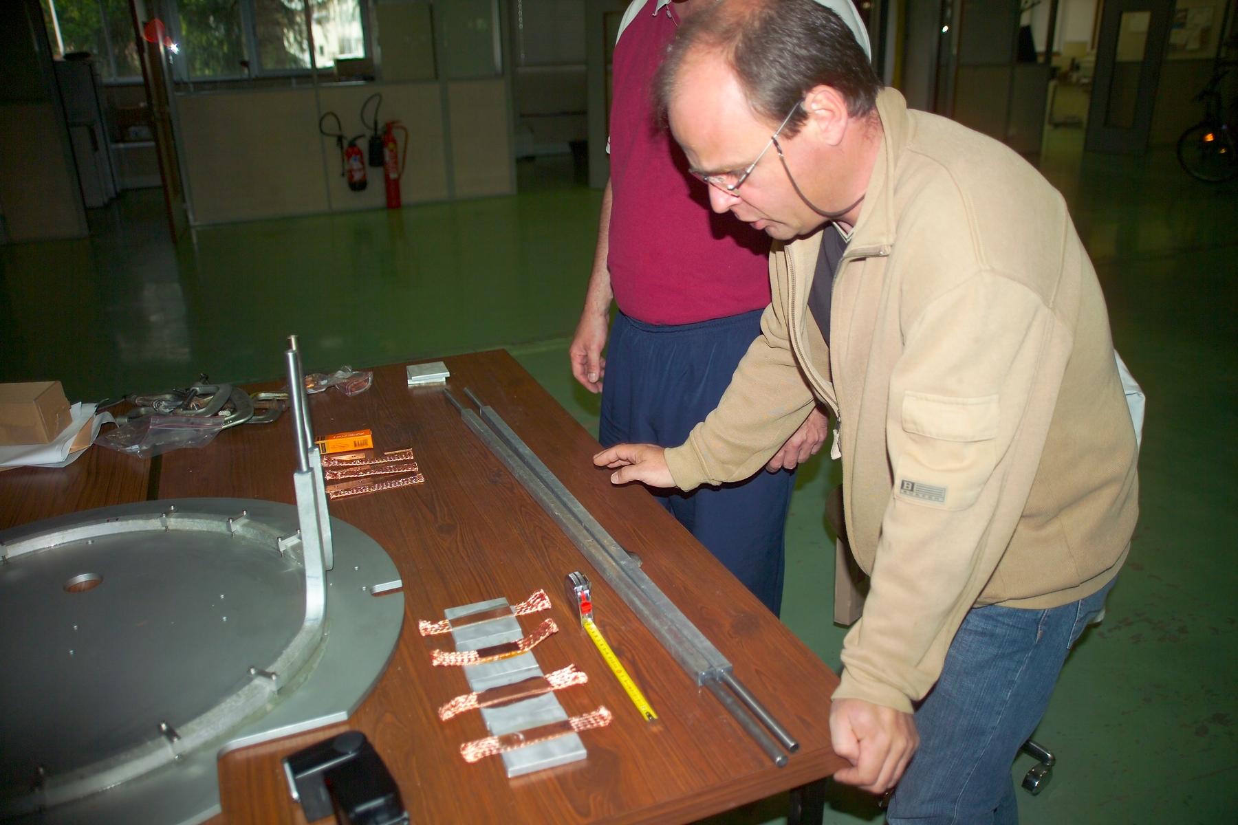 Test maquette