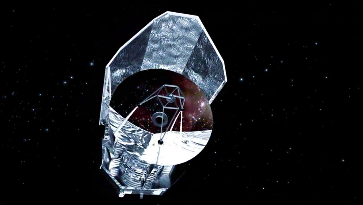 Les deux ans du satellite Herschel en images