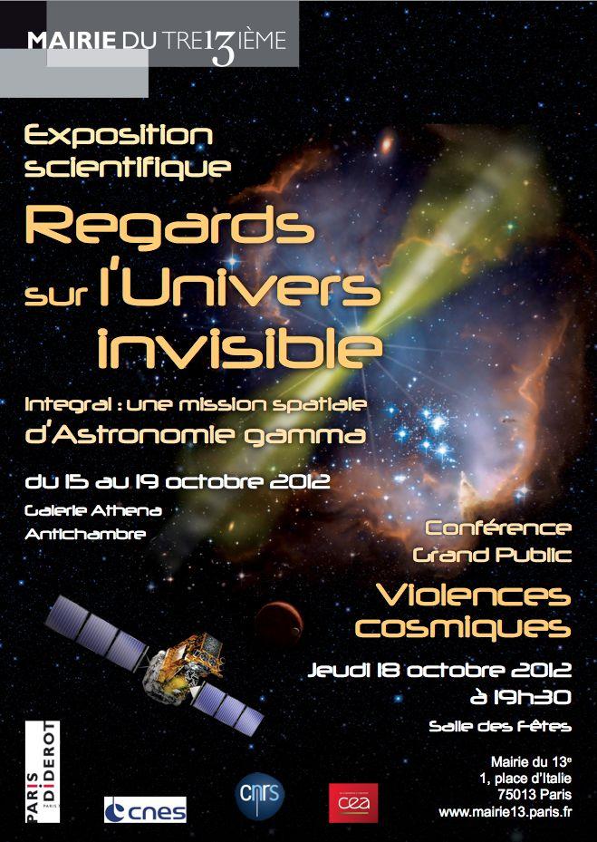 Le satellite INTEGRAL fête ses dix ans