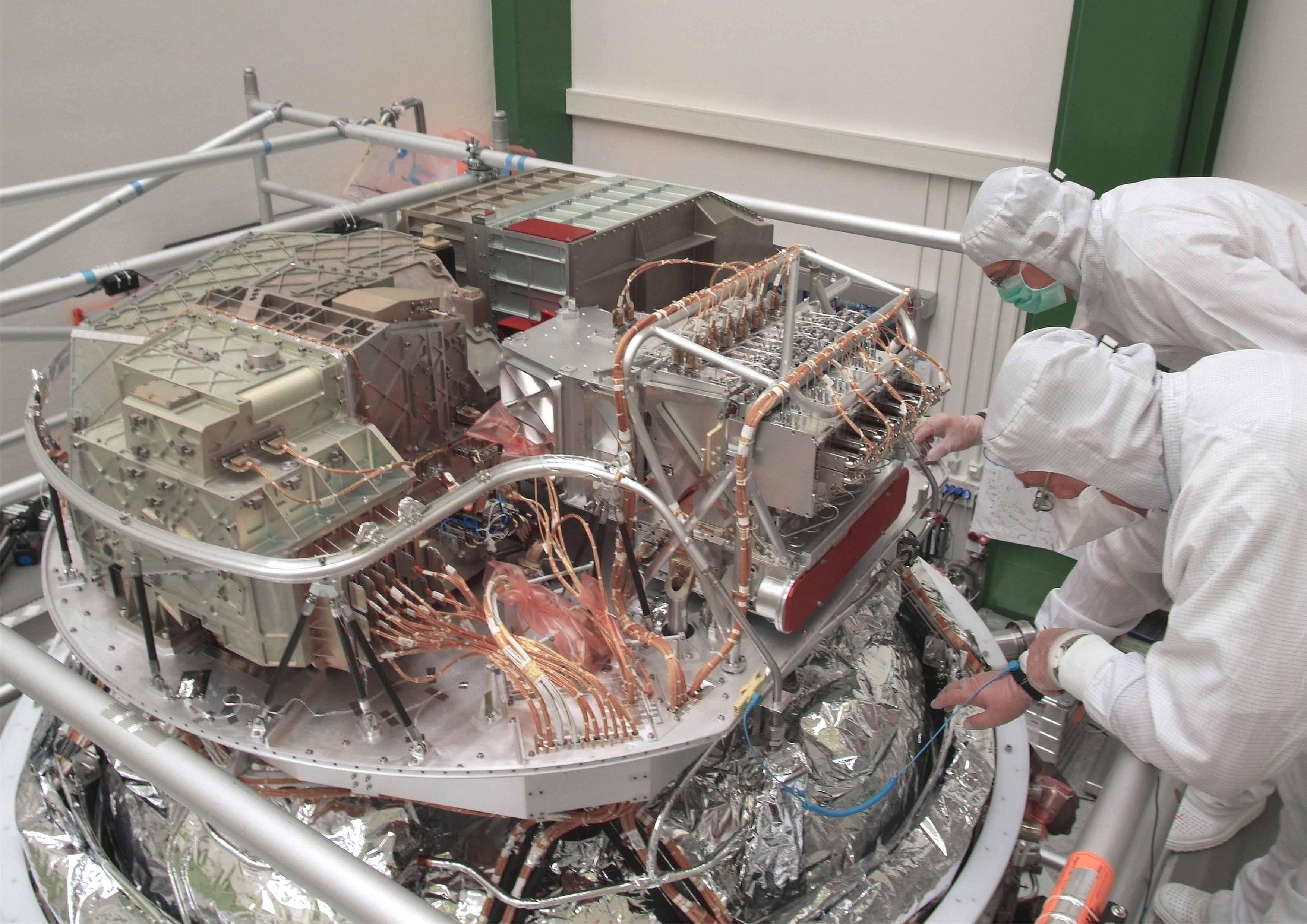 Le prix de la Societé Astronomique Royale pour l'instrument SPIRE d'Herschel