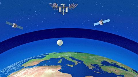 La météo de l'espace: l'émergence d'une nouvelle science