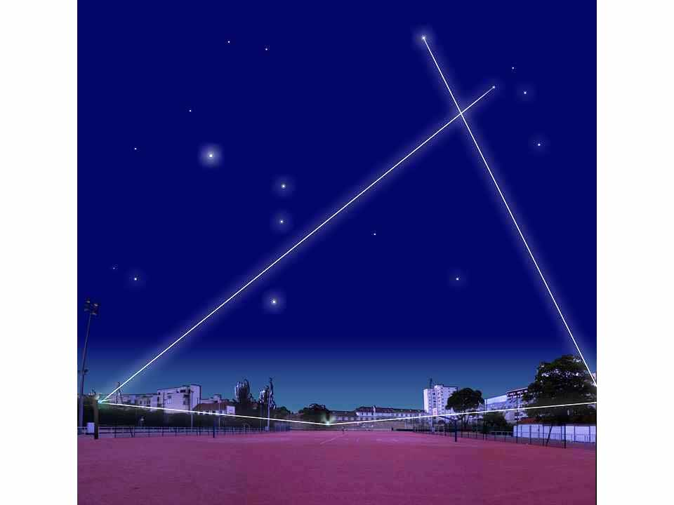 Ecouter le son des étoiles à la Nuit blanche de Paris