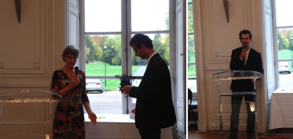 La médaille de bronze du CNRS 2015 décernée à Sébastien Fromang