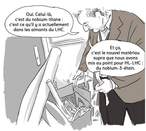 La BD du LHC de Lison Bernet: tout savoir sur les