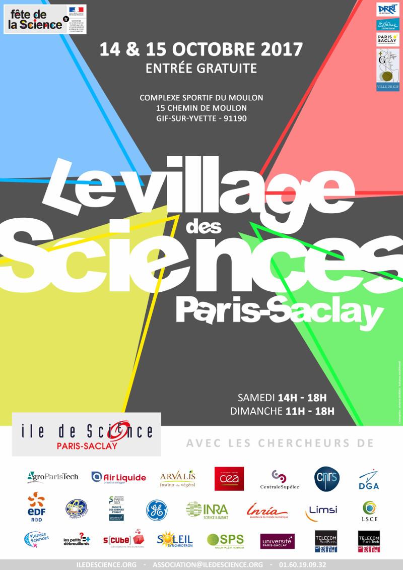 Les chercheurs du CEA à la rencontre du public: Fête de la science, édition 2017 - du 07 au 21 octobre