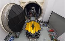 Le James Webb Space Telescope (JWST) n'a pas froid aux yeux