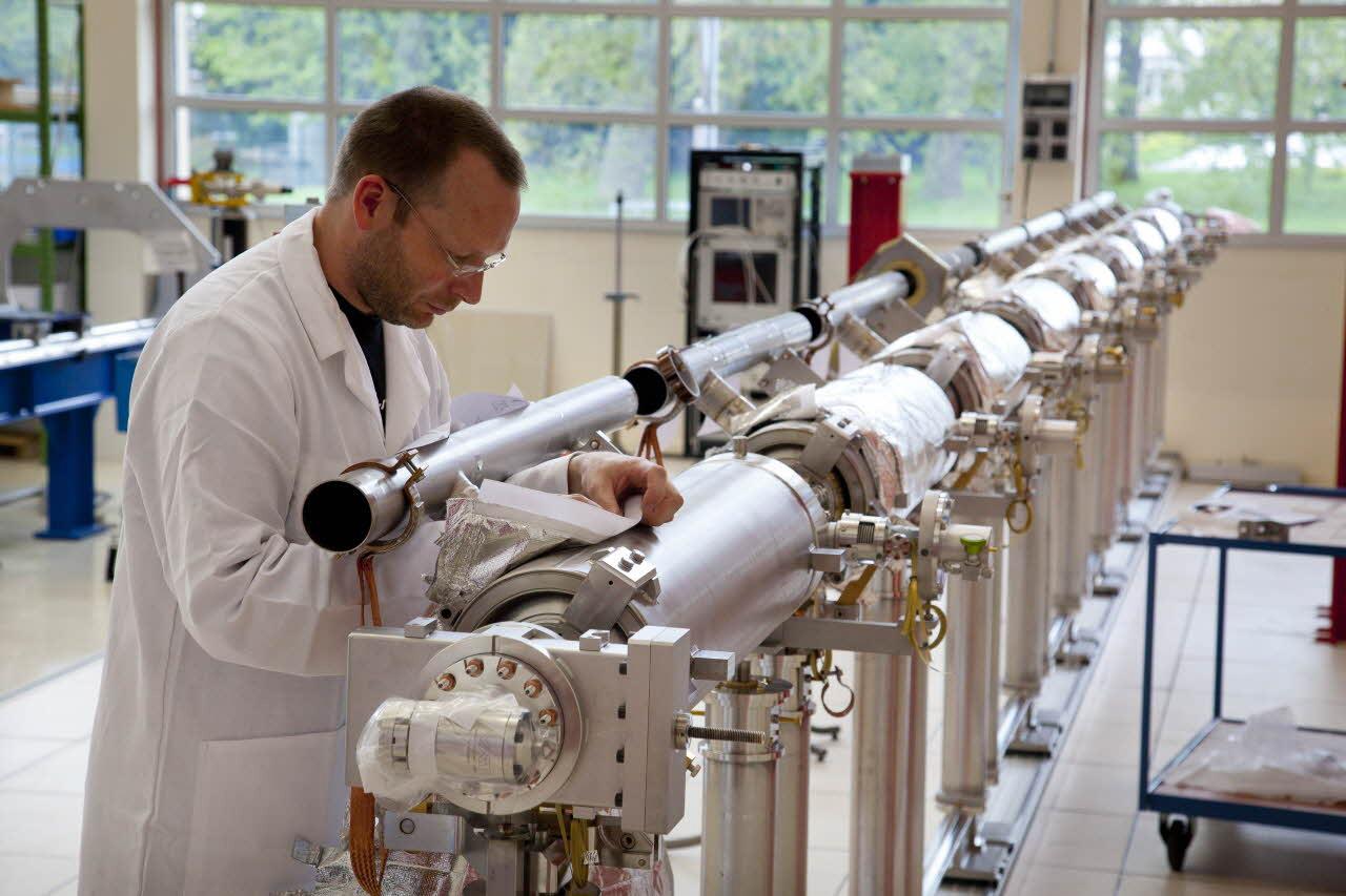 European XFEL : un laser à électrons libres nouvelle génération pour l'Europe