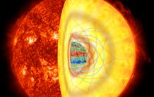 De forts champs magnétiques cachés au cœur des étoiles dévoilés grâce à l'« astérosismologie »