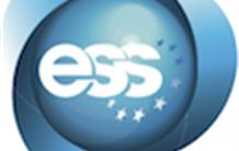 La première pierre de la source européenne de neutrons ESS, à Lund (Suède)
