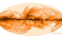 Le satellite Planck dévoile l'empreinte magnétique de notre Galaxie