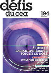 Les Défis  n°194, nov 2014| quark top | ESS |Titan | CERN 360°