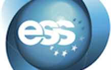 The foundation stone of the European neutron source ESS, Lund (Sweden)