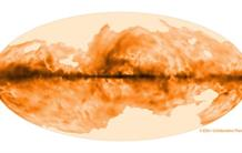 Planck satellite unveils our Galaxy's magnetic footprint