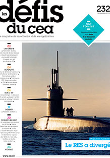 Les Défis n°232, novembre 2018 | L'Oréal-Unesco | ERC Synergy | Ganil | Utopiales