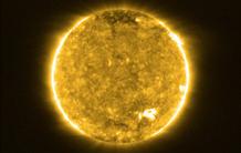 Premières images de Solar Orbiter