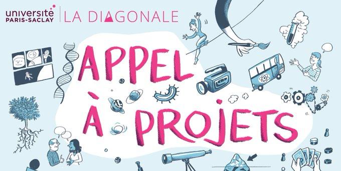 Appels à projets Diagonale 2020 jusqu'au 25 septembre 2020